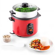 Klarstein Osaka 1.5 Premium Rice Cooker with Steamer Attachment 1.5 Litres