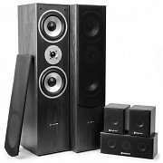 Skytronic 5.0 Home Cinema System 335W RMS Black