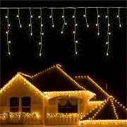 Lightcraft Dreamhouse LED Christmas Lights 8m 160 Warm White LEDs