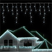 Lightcraft Dreamhouse LED Christmas Lights 8m 160 Cool White LEDs