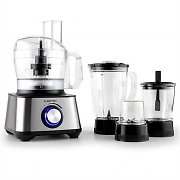 Klarstein The Food Father III Food Processor 1000W 9-Piece Stainless Steel