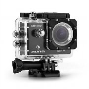 Auna ProExtrem Action Camera WiFi HDMI Full HD 12 MP SD Underwater Housing