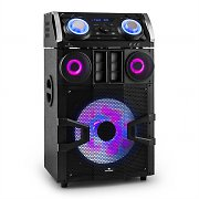 Malone Big Party 1500 DJ Party Audio System 300W Bluetooth FM USB AUX MP3