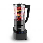 Klarstein Touch & Go Blender Stand Mixer 1.5L Glass Jug 700W Touch Control Black