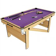 Riley CP-6AG Collapsible 6-foot Pool Table