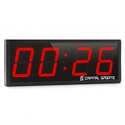 Capital Sports Timer Shot Timer Tabata Stopwatch CrossFit 4 Digital Signal