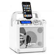 iDance Mobile Cube BC1 Portable Bluetooth Sound System 50W USB AUX MIC