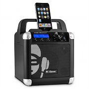 iDance Mobile Cube BC1 Portable Bluetooth Sound System 50W USB AUX