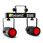 Beamz 2-Some Light Set RGBW-LED Sound Activated