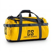 Capital Sports Travel S Sport Bag 45L Duffle Backpack Waterproof Yellow