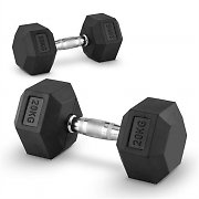 Capital Sports Hexbell Pair of Dumbbells 20 kg