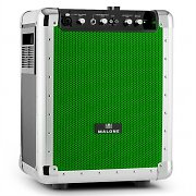 Malone Streetrocker Portable PA System USB SD AUX Bluetooth Green