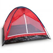 Yukatana Cenote 3 Camping Tent Dome Tent 3 Persons Polyester Orange