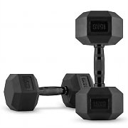 CAPITAL SPORTS Hexbell Dumbbell pair of short dumbbells 2 x 15 kg