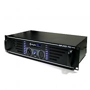 Skytec PA-1000 Watt DJ PA Amplifier 19&quot; Rack Mountable - Black