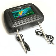 Cougar Headrest 18cm Display with DVD Player!