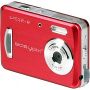 B-Stock - Easypix V512N Red Digital Camera