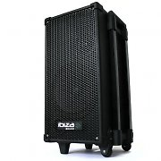 Ibiza 160W Active Mobile DJ Portable PA System with CD Player &amp; USB