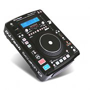 DJ-Tech iScratch CD Player MP3 Sampler USB
