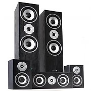 Hyundai Multicav Surround Sound Speaker Set 1150 Watts MAX