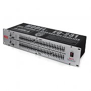 Koolsound PA EQ-231 31 Band Stereo Equalizer XLR 2U Rack