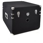 Koolsound 12U Rack Flight Case 6U + 6U