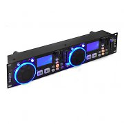 Ibiza IDJ2 Dual DJ USB SD MP3 DJ Player