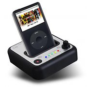 DJ Tech iPod USB Recording Docking Station