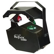 American DJ Reflex LED Dual Moonflower RGB Gobo Light Effect
