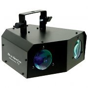 American DJ Disco Club Light - Dual LED Moonflower Effect