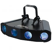 American DJ Quad Gem Disco LED Moonflower Effect Light - DMX