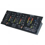 American Audio Q-2422 Pro 3-Channel Mixer with Equalizer