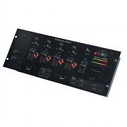American Audio Q-2411 PRO 4-Channel DJ Mixer - Rack Mountable