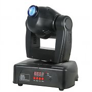 Skytec 9 Channel DJ Disco Light Strobe Effect with Moving Head