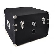 Koolsound Robust rack case DJ PA Equipment Storage 12HE + 4HE