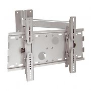 "Adjustable TV Wall Mount Bracket 23-37"" - 75kg Load + Tilt"