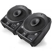 Pair Citronic Coaxial Speaker Monitors 12&quot; Active/Passive Set
