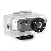 Veho Muvi Underwater Action Helmet Camera 2MP Metal