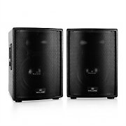 "Auna 15"" Active PA Speakers 2000W"