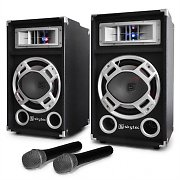 "Karaoke ""Star-20"" PA System Speaker Wireless Microphone 500W"