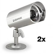 DuraMaxx Night Watch Outdoor Mini Security Camera Set