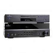 "Auna ""Internet"" Tower Hifi 5.1 Home Surround Receiver WLAN Radio CD"