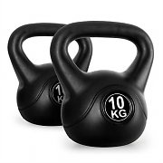 Klarfit Kettlebell Weight Set 2x10kg