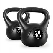 Klarfit Kettlebell Weight Set 2x20kg