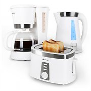 Klarstein Sunday Morning Breakfast Set - White