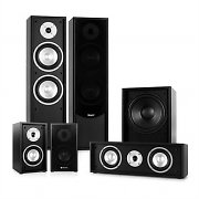 Auna Line-300-BK 5.1 Home Cinema Hi-Fi Speaker System 515W - Black