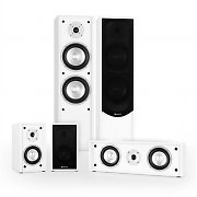 Auna Line 300-WH 5.0 Home Cinema Hi-Fi Speaker System 265W RMS - White