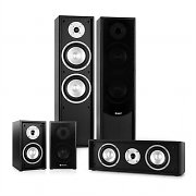 Auna Line 300-BK 5.0 Home Cinema Hi-Fi Speaker System 265W RMS - Black