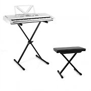 Schubert 'Little Haydn' Complete Keyboard Set Stool Stand