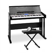 "Schubert ""Little Handel"" Midi Keyboard Complete Set with Headphones & Stool"